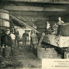Le Cuvier au Domaine de Layne