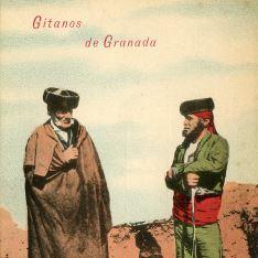 Gitanos de Granada