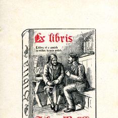 Ex Libris de J. Jutglar