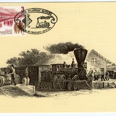 Tarjeta postal - Mataró (Barcelona)