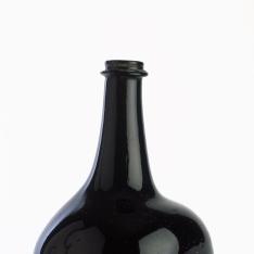 "Botella tipo ""maceta"""