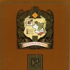 Folleto. Relación de bodegas inscritas en la Denominación de Origen Valencia. 1979