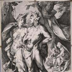 Baco y Ceres