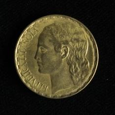 Moneda de una peseta