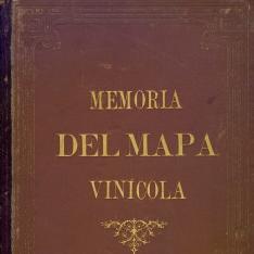 Memoria acompanyatoria al mapa regional vinícola de la provincia de Barcelona