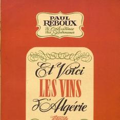 L'Algérie et ses vins Voici l'heure des vins de l'Algérie