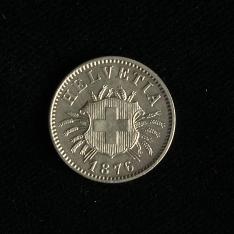 Moneda de cinco rappen