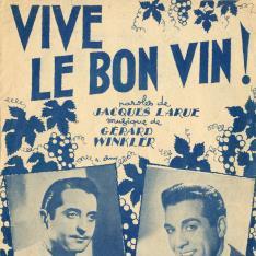 Vive le bon vin! 1950