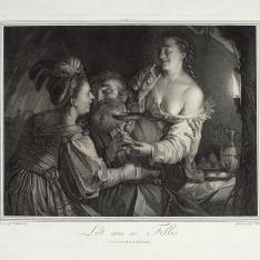Lot y sus hijas