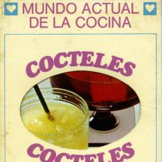 Recetario en fichas para preparar cócteles