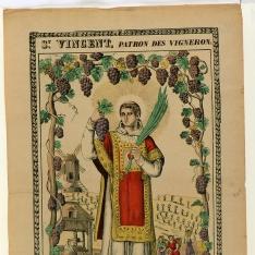 San Vicente, patrón de los viticultores