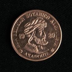Moneda de dos axarquillos
