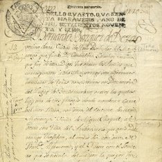 Arrendamientos - 1798, enero, 16. Toro (Zamora)