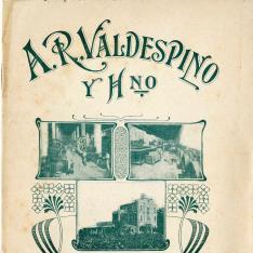 Listado de precios de  'A.R. Valdespino y Hno.'